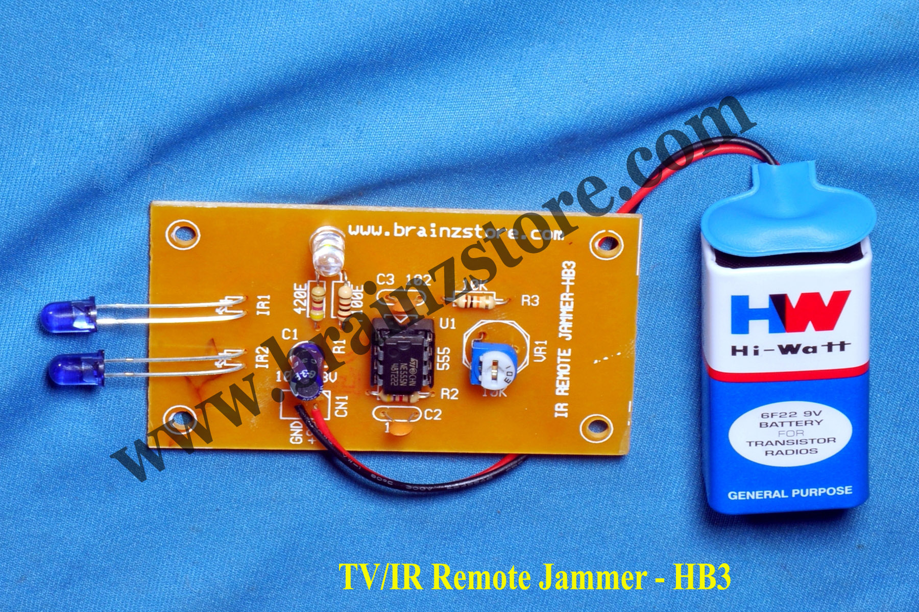 How to make a signal jammer pdf